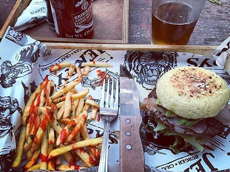 jerrys burger