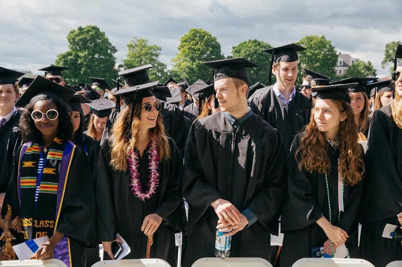 study abroad graduation