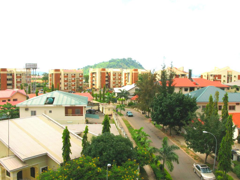 Abuja Residential Area