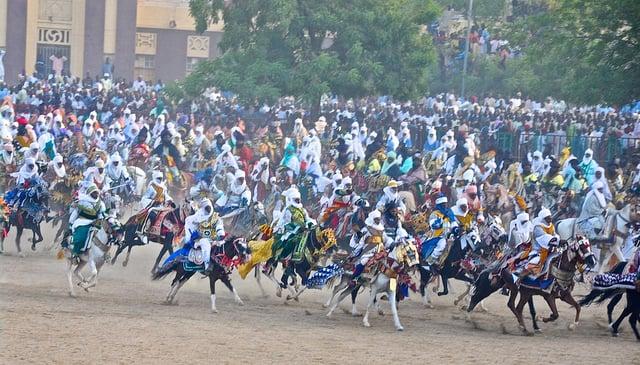 Durbar Festiva, Kano State