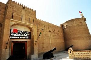 Al Bastakiya and the Old Fort