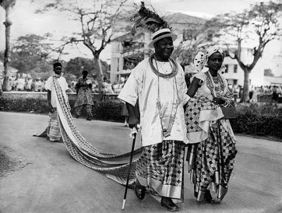 African Visionar-Chief Festus Sam Okotie-Eboh (1919-1966)