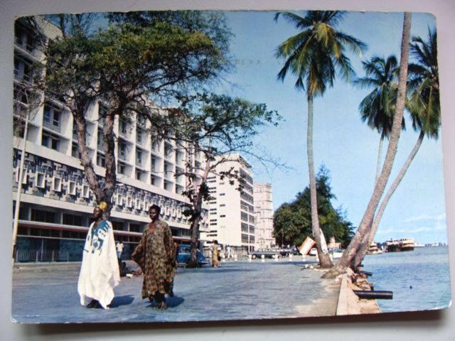 General Post Office, Lagos 1973