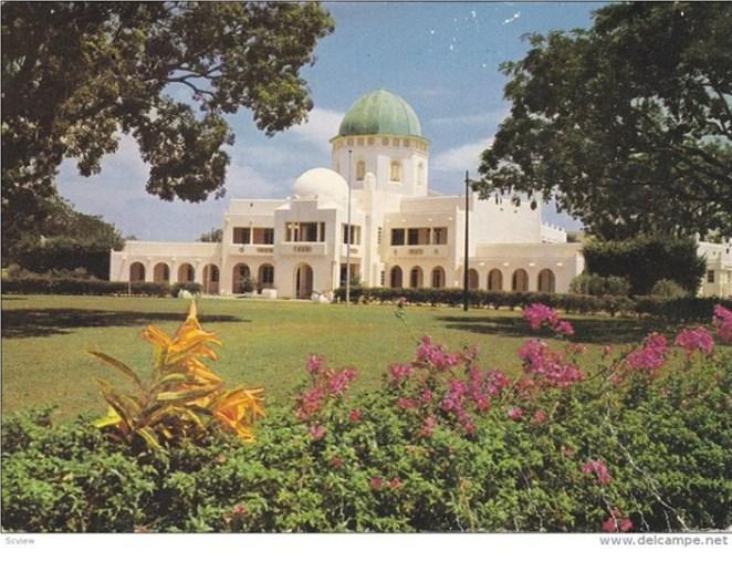 Lugard Memorial Hall , Kaduna