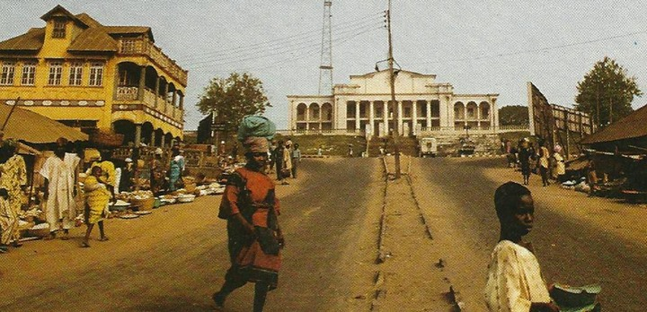 Mapo Hall, Mapo Hill Ibadan