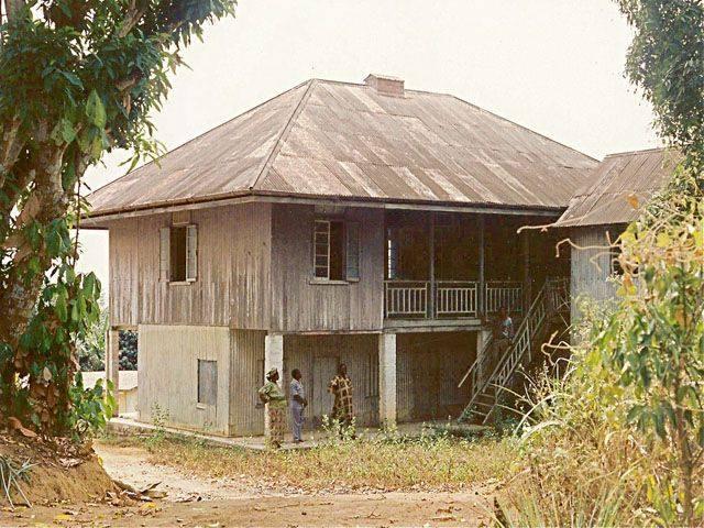 Mary Slesssor's House