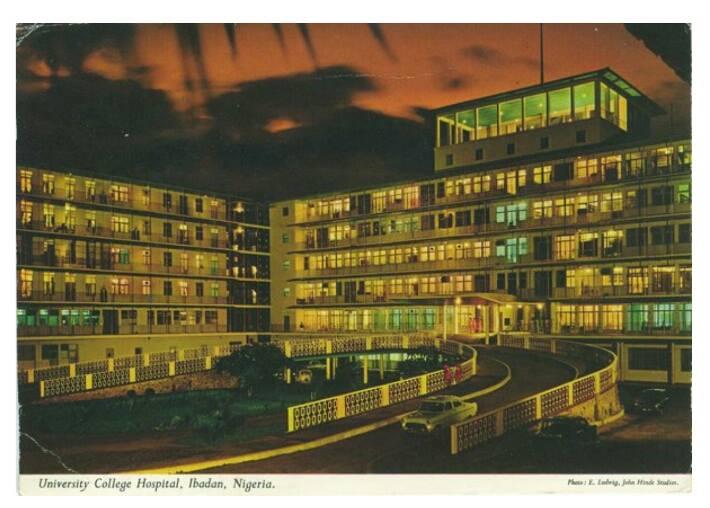 University College Hospital, Ibadan c1960s