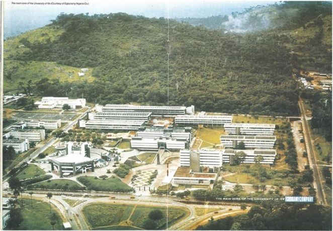 University of Ife - now OAU