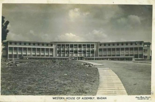 Western House of Assembly, Ibadan