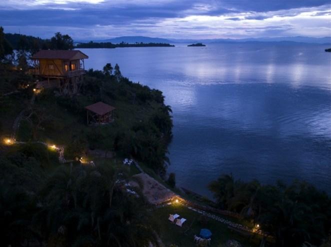 Lake Resorts - Cormoran Lodge, Kibuye,