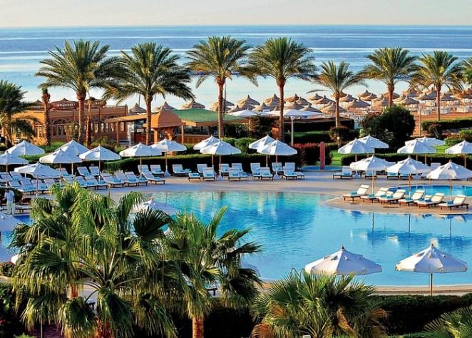 Baron Resort at Sharm el-sheikh, Egypt