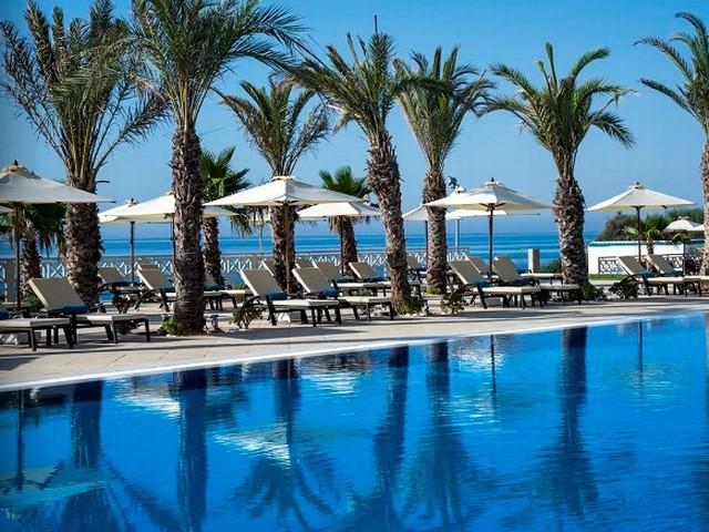 pool at Radisson Blu Resort, Hammamet