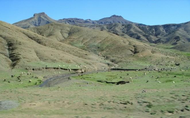 High Atlas Mountain