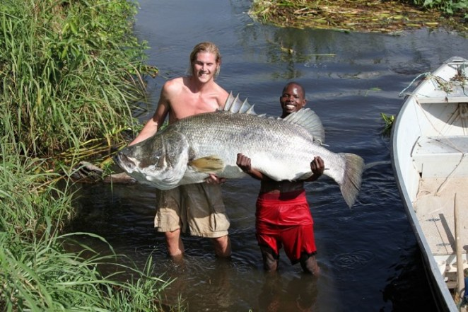 sportfishing Chobe
