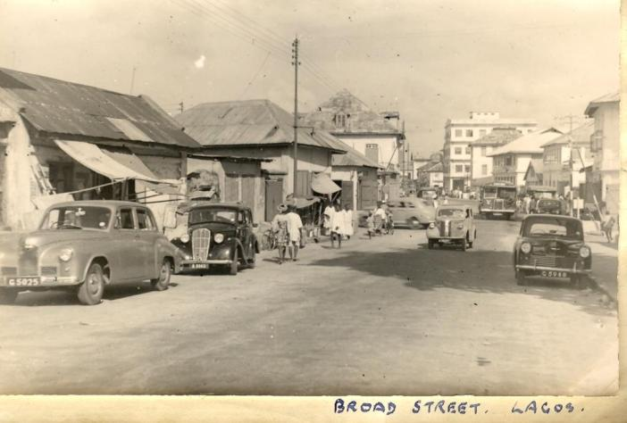 Old Broadstreet Lagos,1960-travelstart-nigeria
