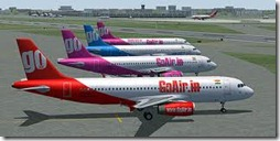 GoAir-Flights