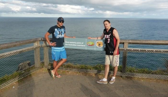 Byron Bay - östlichster Punkt von Australien