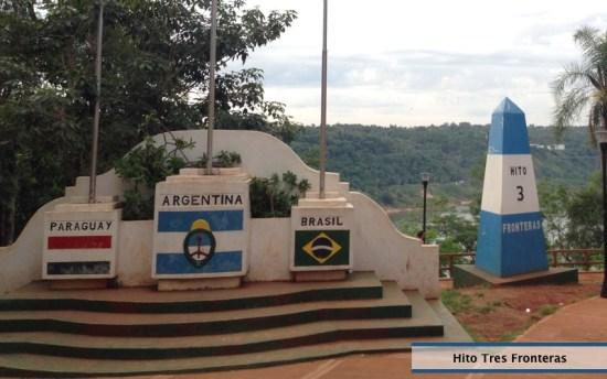 Iguazu Tres Fronteras