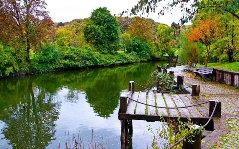 Atatürk Arboretum Parks in Istanbul