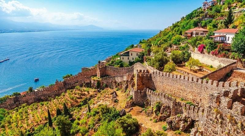 Worth-visiting Sites in Antalya Turkey