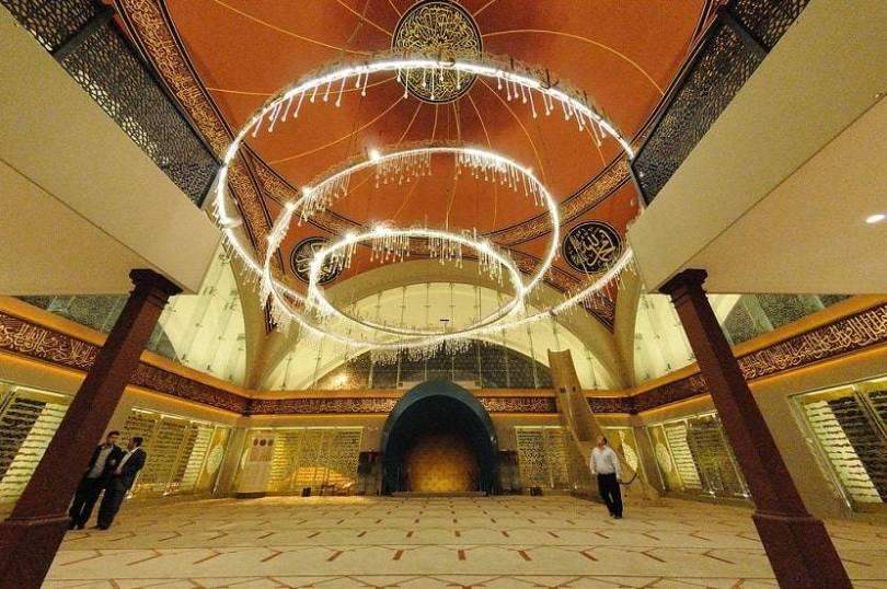 Şakirin Mosque Mosques in Turkey