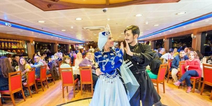 Dinner Cruise of Bosphorus