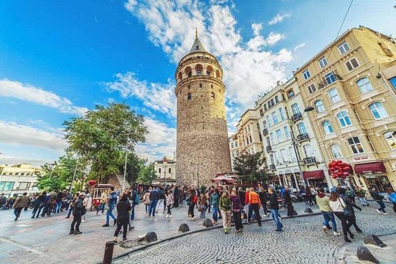 Galata Istanbul One of the must-see Places in Turk