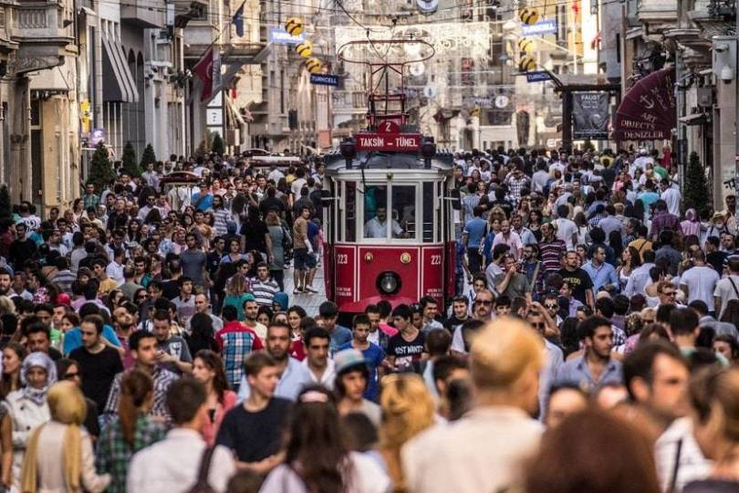 Istiklal Street Istanbul The Beating Heart of the City