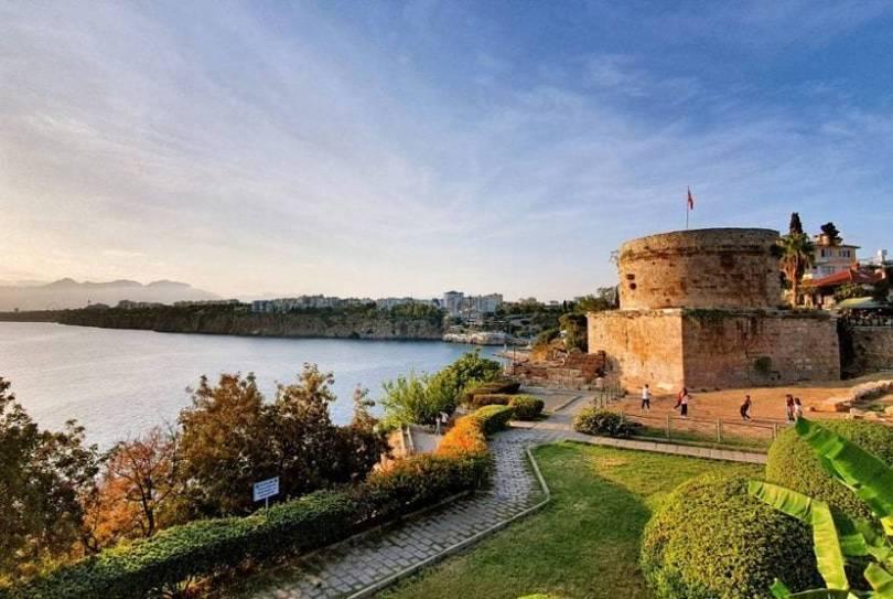 Karaalioğlu Park Kaleici Antalya