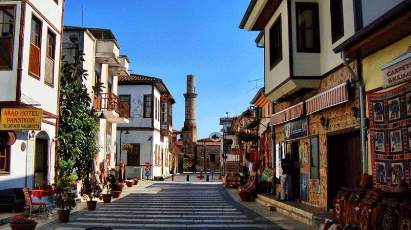 Wandering in Kaleiçi