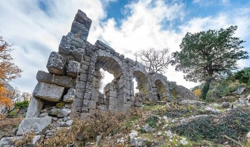 Glance at the Beauty of Termessos Antalya