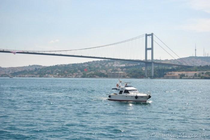 Il ponte sul Bosforo