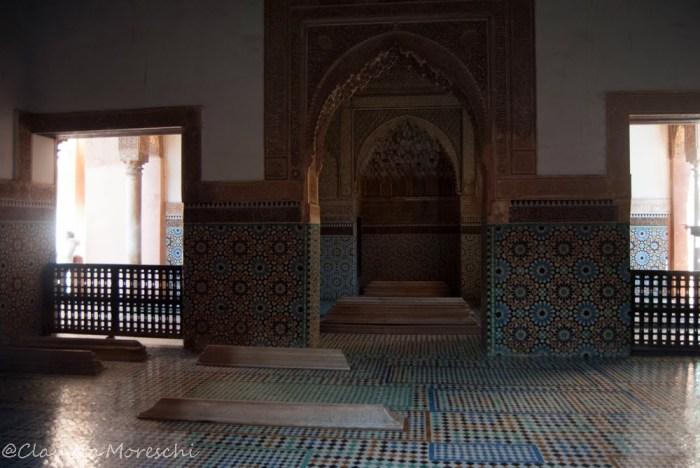 Interno delle Tombe Sadiane