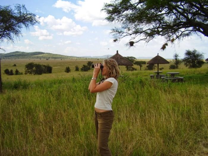 Nel Serengeti nel 2007