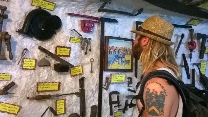 Museo Etnografico, Ponza