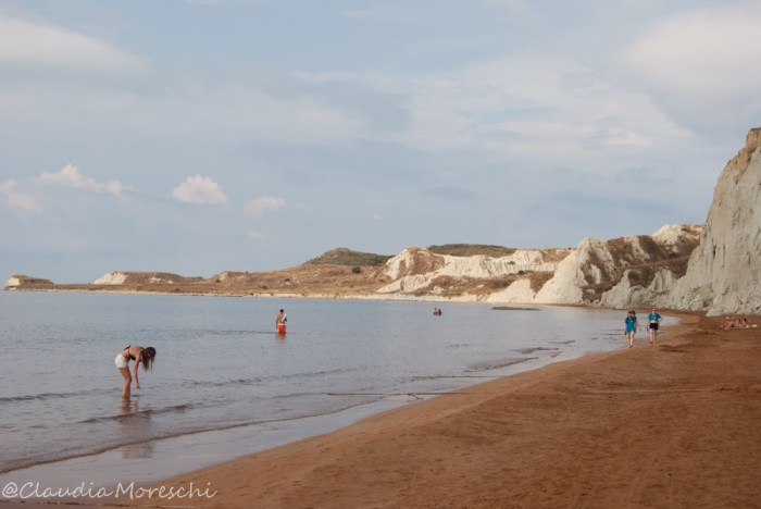 Xi Beach, Cefalonia