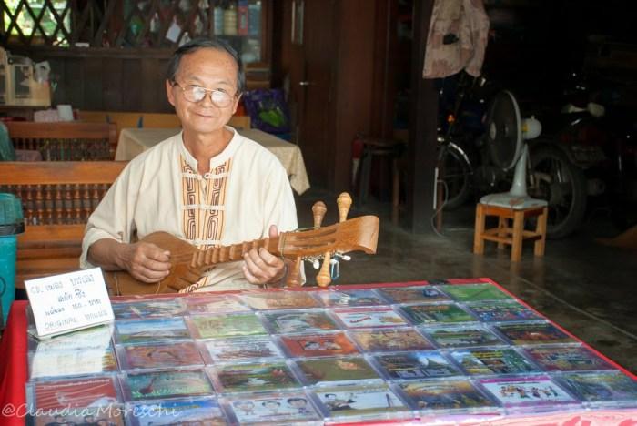 Gli abitanti di Lampang sono speciali