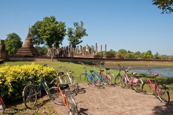 Parco Archeologico di Sukhothai?
