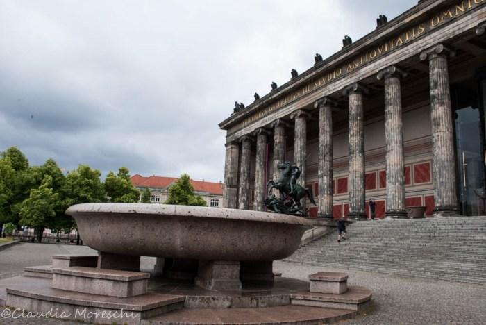 Altes Museum, Berlino