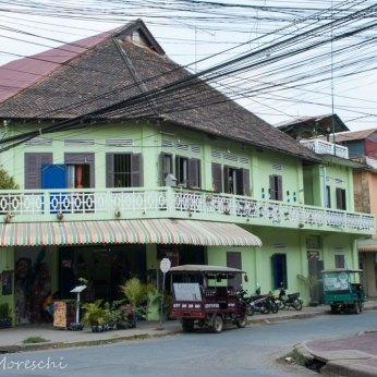 Il centro di Battambang