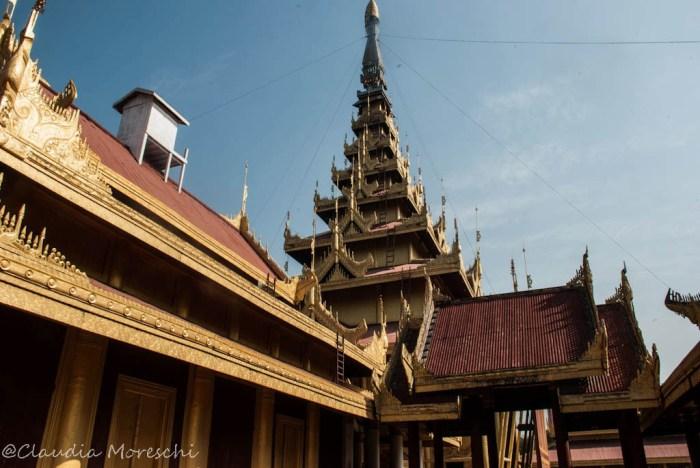 Palazzo reale di Mandalay