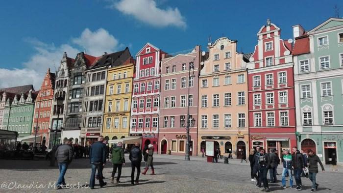 Piazza del Mercato, Breslavia