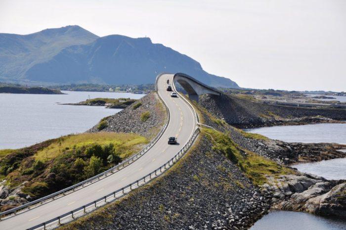 Strada dell'Atlantico - Norvegia