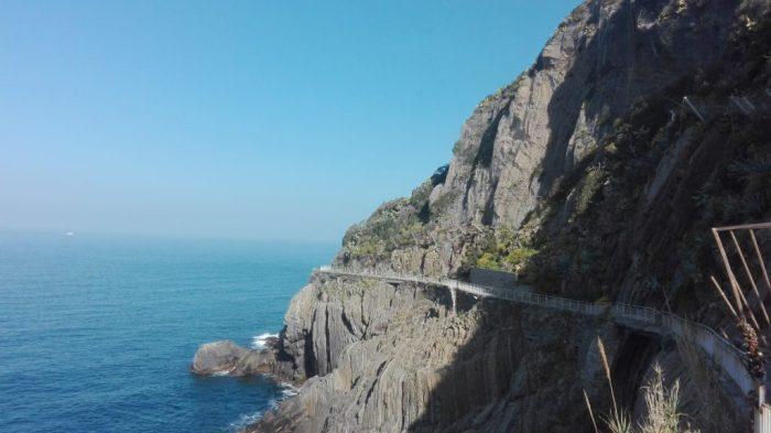 La via dell'Amore, da Riomaggiore a Manarola