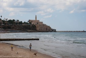Vista su Jaffa