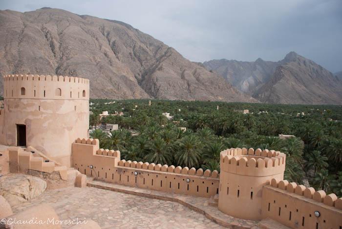 Il forte di Nakhal