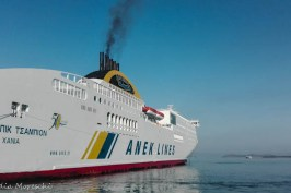 raggiungere la Grecia dall'Italia via mare