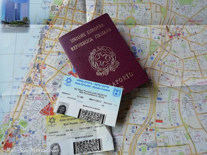 Viaggio in Israele: l'incubo dei controlli in aeroporto