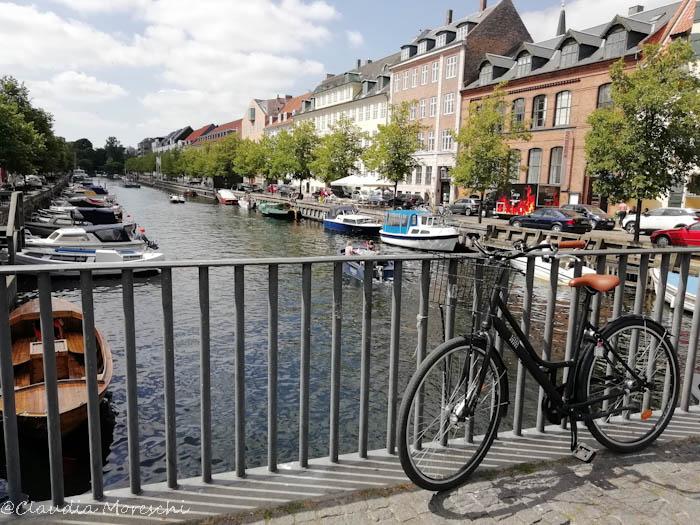In bici a Copenhagen