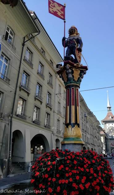 In centro a Berna